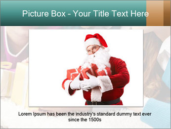 Gift box PowerPoint Template - Slide 16