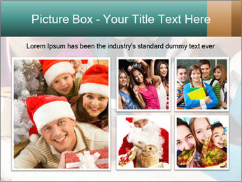 Gift box PowerPoint Template - Slide 19