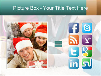 Gift box PowerPoint Template - Slide 21