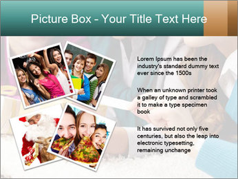 Gift box PowerPoint Template - Slide 23