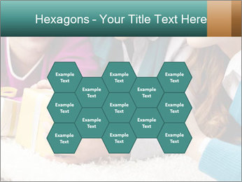 Gift box PowerPoint Template - Slide 44