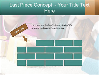 Gift box PowerPoint Template - Slide 46