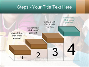 Gift box PowerPoint Template - Slide 64