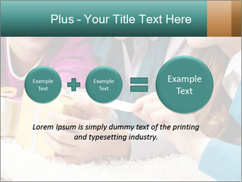 Gift box PowerPoint Template - Slide 75