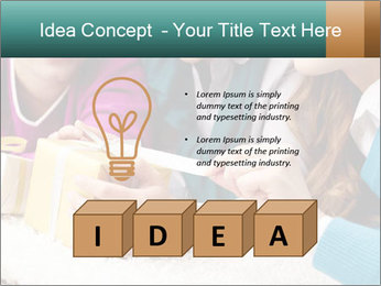 Gift box PowerPoint Template - Slide 80