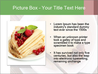 Purified pear PowerPoint Template - Slide 13