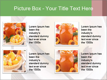 Purified pear PowerPoint Template - Slide 14