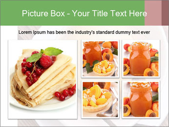 Purified pear PowerPoint Template - Slide 19