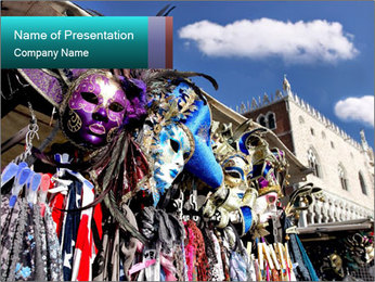 Carnival PowerPoint Templates - Slide 1