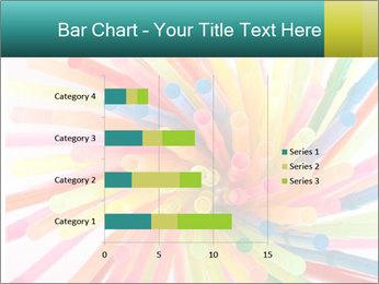 Flexible straws PowerPoint Template - Slide 52