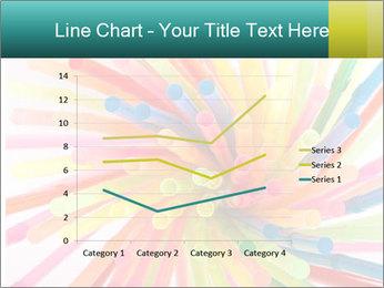 Flexible straws PowerPoint Template - Slide 54