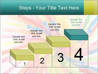 Flexible straws PowerPoint Template - Slide 64