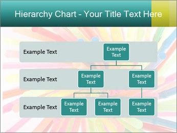 Flexible straws PowerPoint Template - Slide 67