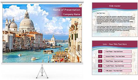 Venice PowerPoint Template