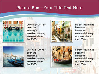 Venice PowerPoint Templates - Slide 14
