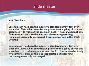 Venice PowerPoint Templates - Slide 2