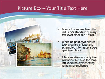 Venice PowerPoint Templates - Slide 20