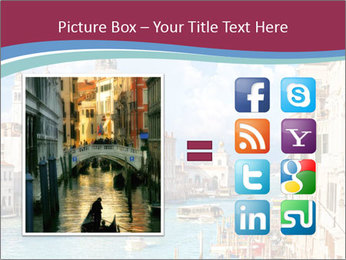 Venice PowerPoint Template - Slide 21