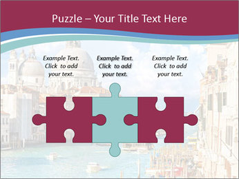 Venice PowerPoint Templates - Slide 42
