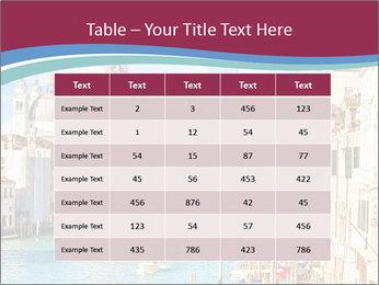 Venice PowerPoint Template - Slide 55