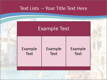 Venice PowerPoint Templates - Slide 59