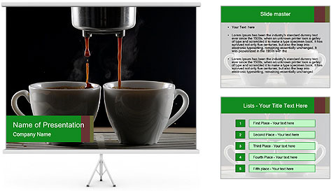 Epresso PowerPoint Template