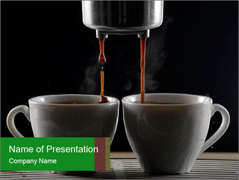Epresso PowerPoint Templates - Slide 1