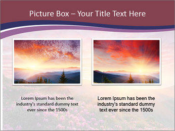 Spring landscape in mountains PowerPoint Templates - Slide 18