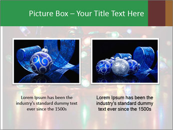 Colored lights PowerPoint Template - Slide 18