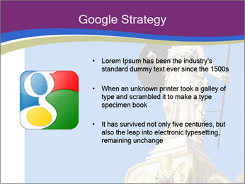 Athena statue PowerPoint Template - Slide 10