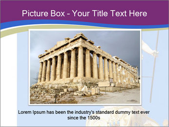 Athena statue PowerPoint Template - Slide 15