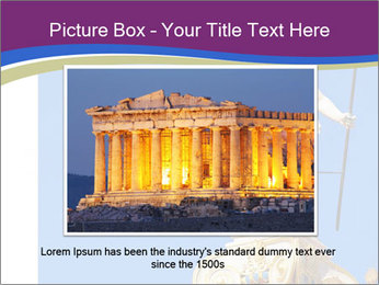 Athena statue PowerPoint Template - Slide 16