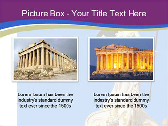 Athena statue PowerPoint Template - Slide 18