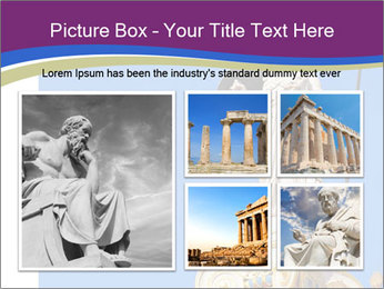 Athena statue PowerPoint Template - Slide 19