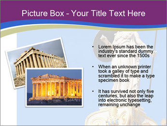 Athena statue PowerPoint Template - Slide 20