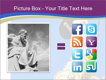 Athena statue PowerPoint Template - Slide 21