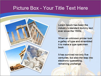 Athena statue PowerPoint Template - Slide 23