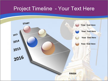Athena statue PowerPoint Template - Slide 26
