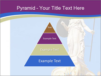 Athena statue PowerPoint Template - Slide 30