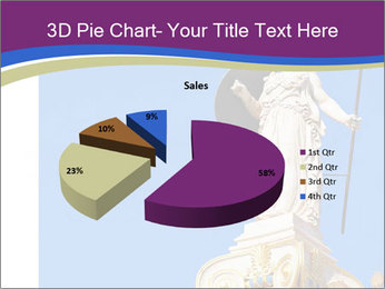 Athena statue PowerPoint Template - Slide 35