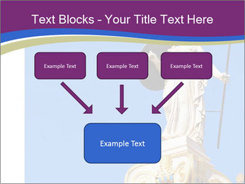 Athena statue PowerPoint Templates - Slide 70