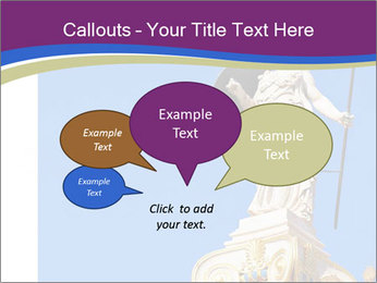 Athena statue PowerPoint Templates - Slide 73