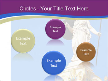 Athena statue PowerPoint Templates - Slide 77