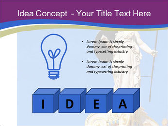 Athena statue PowerPoint Templates - Slide 80
