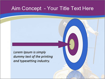 Athena statue PowerPoint Template - Slide 83