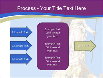Athena statue PowerPoint Template - Slide 85