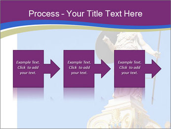 Athena statue PowerPoint Template - Slide 88