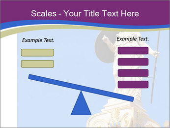 Athena statue PowerPoint Templates - Slide 89