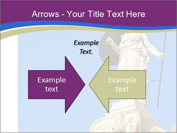 Athena statue PowerPoint Template - Slide 90