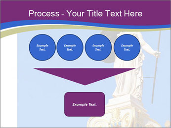 Athena statue PowerPoint Template - Slide 93